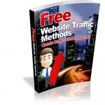20 Methods To Create FREE Traffic (MRR eBooK)