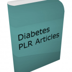 Diabetes PLR (20 Articles)