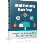 Email Marketing Made Easy Newsletter