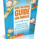 How to Choose A Pre-School (MRR eBook)