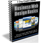 Basic Web Design eCourse (5 Lessons)