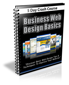 Business web design basics