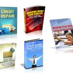 Credit Repair eBooks Bundle (MRR)