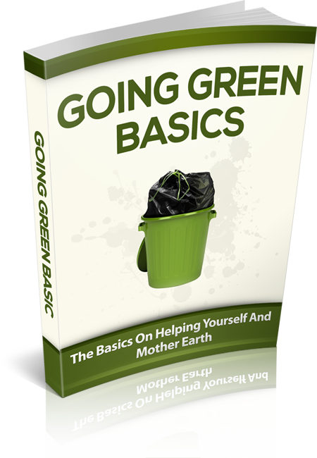 going green basic