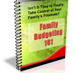 Family Budgeting Autoresponder (12 Issues)