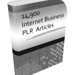 14900 Internet Business PLR Articles