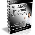 Learn All About Internet Marketing (24 Newsletter Issues)