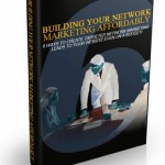 Building Your Network Marketing Affordably (MRR eBook)