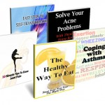 Health and Self Improvement Combo (MRR reports)