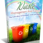 Waste Management And Control (MRR eBook)