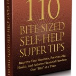 Self Help 110 Super Tips (MRR eBook)