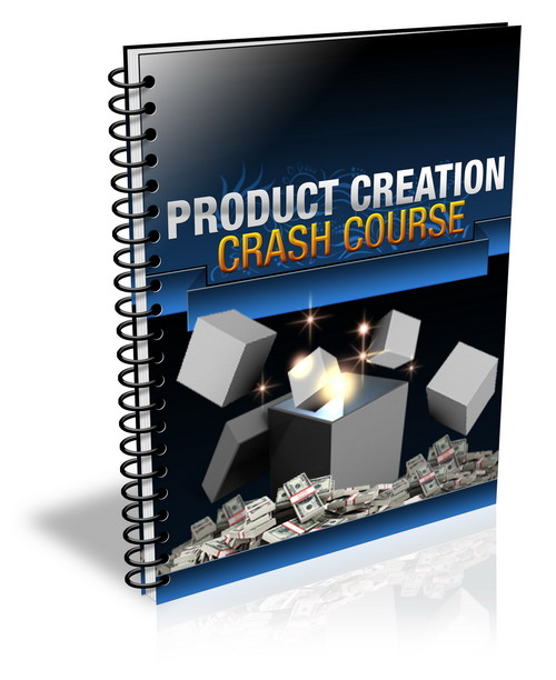 product creation ecourse