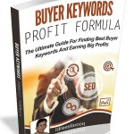 Buyer Keywords Profit Formula (MRR eBook)