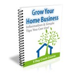 How To Grow Home Business eCourse (5 Lessons)
