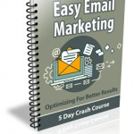Easy Email Marketing eCourse (5 Lessons)