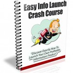 How To Create Information Products eCourse (5 Lessons)