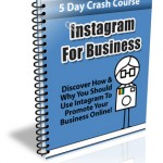 Instagram For Business eCourse (5 Lessons)