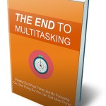 Time Management Guide – The End to Multi-tasking (MRR eBook)
