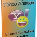 Using Yahoo Answers To Build Your Business (MRR eBook)