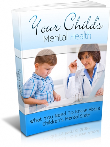 mental health in children