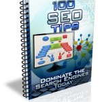 100 SEO Tips (MRR Report)