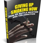 Quit Smoking Today (MRR eBook)
