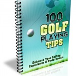 100 Golf Tips (MRR Report)