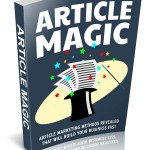 Article Marketing (MRR eBook)