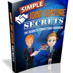 Simple Joint Venture Secrets (RR eBook)