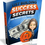 List Building Secrets (Personal Use Rights eBook)