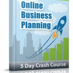 Online Business Planning eCourse (5 Lessons)
