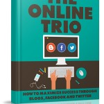 The Online Trio (Personal Use Rights eBook)