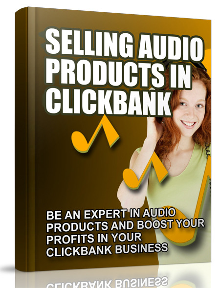selling audio products