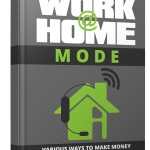 Work at Home Mode (Personal Use Rights eBook)