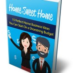 15 Home Business Ideas (Personal Use Rights eBook)