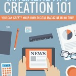 Digital Magazine Creation (MRR Report + Email Series)