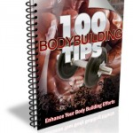 100 Bodybuilding Tips (MRR eBook)