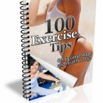 100 Exercise Tips (MRR eBook)