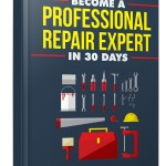 Become A Professional Handyman (Personal Use Rights)