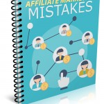 Affiliate Marketing Mistakes (MRR Report + Email Series)