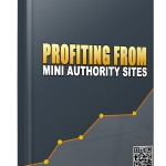 Profiting From Mini Authority Sites (Personal Use Rights)