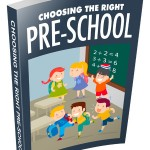 How To Choose A Right Pre-School (Personal Use Rights)