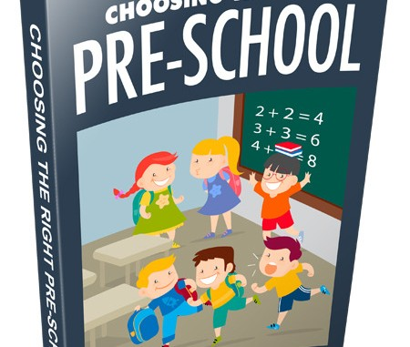 how to choose a right pre-school