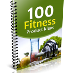 100 Fitness Product Ideas (MRR Report)