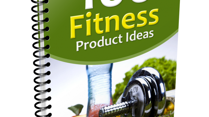 fitness product ideas