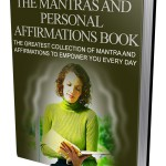 The Mantras and Personal Affirmations eBook (MRR)
