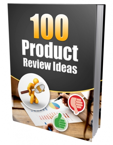 product review ideas