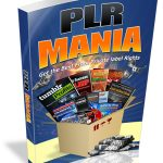 PLR Mania 2016 (Personal Use Rights)