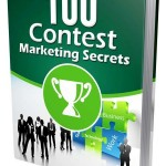 100 Contest Marketing Secrets (MRR eBook)