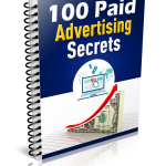 100 Paid Advertising Secrets (MRR eBook)